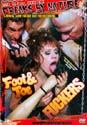 FOOT & TOE FUCKERS DVD  -  $1.99