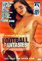 FOOTBALL FANTASIES DVD  -  $8.99
