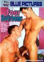 FOUR BEDROOMS DVD  -  $3.59