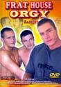 FRAT HOUSE ORGY DVD  -  HOT EURO BOYS!  -  $14.99