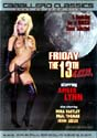 FRIDAY THE 13th A NUDE BEGINNING DVD  -  AMBER LYNN  -  $4.99