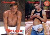 DEEP SOUTH 2 + GIANT SPLASH SHOTS 2 DVD  -  FALCON  -  $2.49  -  DVD ONLY!