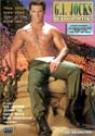 G.I. JOCKS OUT OF THE RANKS DVD  -  $4.99  -  GAY USED DVD!