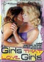 GIRLS THAT LOVE GIRLS DVD  -  BRIDGET MONET  -  $4.99