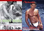 I WANT MORE + GRAND PRIZE DVD  -  BAREBACK  -  $6.99  -  DVD ONLY!