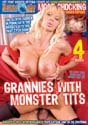GRANNIES WITH MONSTER TITS DVD  -  4 HOURS!  -  $2.99