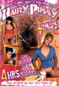 HAIRY PUSSY DVD  -  4 HOURS!  -  $2.49