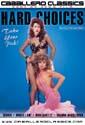 HARD CHOICES DVD  -  NINA HARTLEY  -  CLASSIC ADULT DVD  -  $4.99