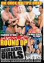 HARD COCK ROUND UP DVD  -  5 HOURS!  -  $2.49