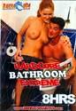 HARDCORE BATHROOM EXTREME DVD  -  8 HOURS!  -  $2.89
