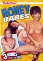 HONEY BABES DVD  -  5 HOURS!  -  $2.69