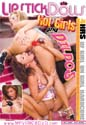HOT GIRLS AND DILDOS DVD  -  4 HOURS!  -  $1.69