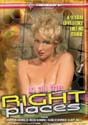 IN ALL THE RIGHT PLACES DVD  -  CAROLYN CONNELLY  -  $4.99