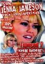 JENNA JAMESON EXPOSED 2 DVD  -  4 HOURS  -  $2.99