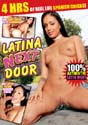 LATINA NEXT DOOR DVD  -  4 HOURS!  -  $1.99