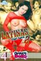 LATINAS THAT TAKE 2 DVD  -  4 HOURS!  -  $2.69