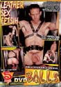 LEATHER SEX FETISH DVD - 5 HOURS!  -  $2.49