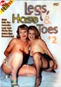 LEGS, HOSE & TOES 2 DVD  -  ADULT LEG FETISH DVD  -  $3.59