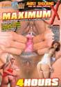 MAXIMUM X DVD  -  4 HOURS!  -  $2.99