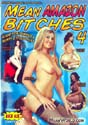 MEAN AMAZON BITCHES 4 DVD  -  $4.99