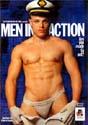 MEN IN ACTION DVD  -  $4.99  -  GAY ADULT DVDS
