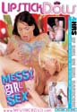 MESSY GIRL SEX DVD  -  4 HOURS!  -  $1.89
