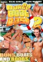 NAKED BOAT BASH 2 DVD  -  $7.99