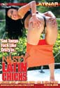 NASTY LATIN CHICKS DVD  -  4 HOURS!  -  $2.49