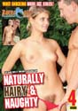 NATURALLY HAIRY & NAUGHTY DVD  -  4 HOURS!  -  $2.99