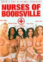 NURSES OF BOOBSVILLE DVD  -  $6.99