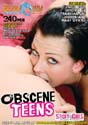 OBSCENE TEENS DVD  -  4 HOURS!  -  CHEAP ADULT DVDS  -  $2.49