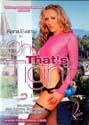 OH... THAT'S TIGHT DVD  -  ALANA EVANS  -  $3.99