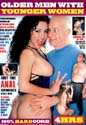 OLDER MEN WITH YOUNGER WOMEN DVD  -  4 HOURS!  -  $2.79