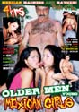 OLDER MEN WITH YOUNG MEXICAN GIRLS DVD  -  4 HOURS!  -  $1.99