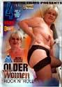OLDER WOMEN ROCK N ROLL 1 DVD  -  4 HOURS!   -  $1.99