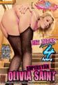 BIG DICKS SUPERSTARS: OLIVIA SAINT DVD  -  4 HOURS!  -  $1.99