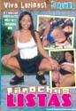 PANOCHAS LISTAS DVD  -  5 HOURS!  -  $2.49