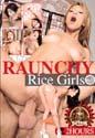 RAUNCHY RICE GIRLS DVD  -  4 HOURS!  -  $2.49