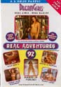 REAL ADVENTURES 92 DVD  -  $3.99