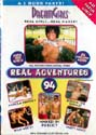 REAL ADVENTURES 94 DVD  -  $7.99