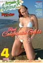 REAL CALIFORNIA GIRLS DVD  -  4 HOURS!  -  $2.99