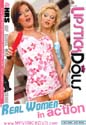 REAL WOMEN IN ACTION DVD  -  4 HOURS!  -  $1.99