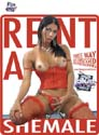 RENT A SHEMALE DVD  -  $3.49