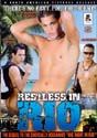 RESTLESS IN RIO DVD  -  $4.99  -  ADULT GAY DVDS