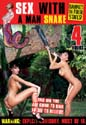 SEX WITH A MAN SNAKE DVD  -  4 HOURS!  -  $2.79
