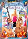 SHAVING STARLETS 5 DVD  -  PUSSYMAN  -  $5.49