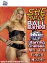 SHEMALE BALL BUSTERS DVD  -  $3.49