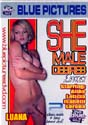 SHEMALE DESIRES DVD  -  $3.49