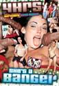 SHE'S A BANGER DVD  -  4 HOURS!  -  $2.79