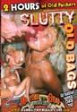 SLUTTY OLD BAGS DVD  -  $1.99